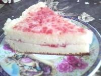 Як приготувати ніжний пиріг з малиновою просоченням в мультиварці - рецепт