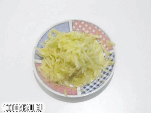 Фото - Ніжний салат з яєць - фото 2 кроки