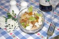 Як приготувати ніжний салат модерн - рецепт