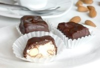 Як приготувати нугу в шоколаді? рецепт приготування