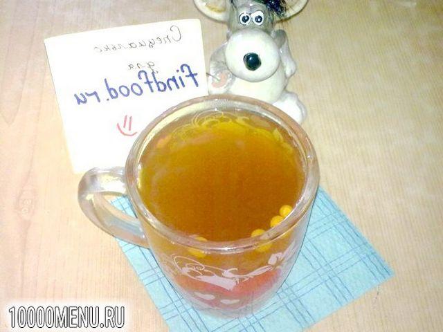 Фото - Обліпиховий чай - фото 4 кроки