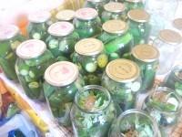 Як приготувати огірки мариновані - рецепт