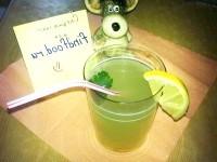 Як приготувати огірковий лимонад - рецепт