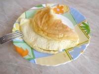 Як приготувати омлет на майонезі - рецепт