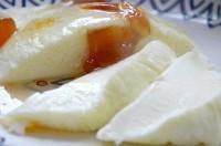 Як приготувати омлет в пакеті з персиковим варенням - рецепт