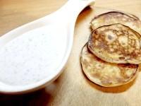 Як приготувати горіховий соус до оладок - рецепт