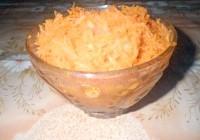 Як приготувати гостру корейську моркву - рецепт