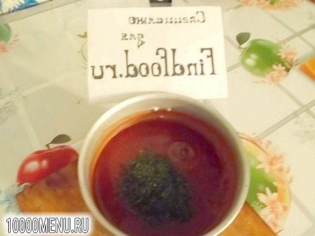 Фото - Гострий томатний соус - фото 4 кроки