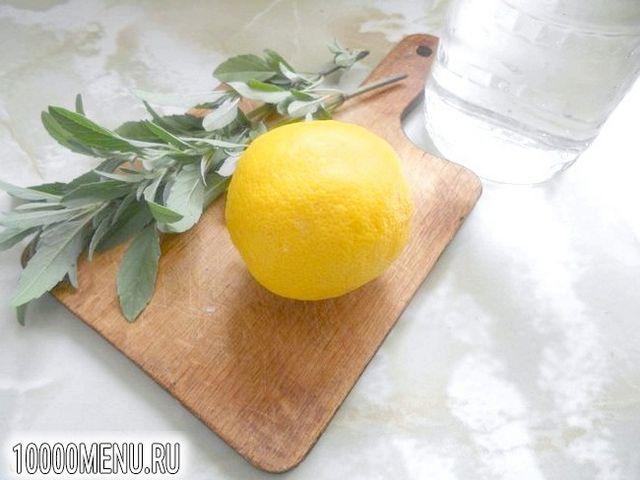 Фото - Освіжаючий напій з естрагону і лимона - фото 1 кроку
