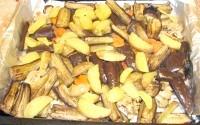 Як приготувати овочі печені в духовці - рецепт