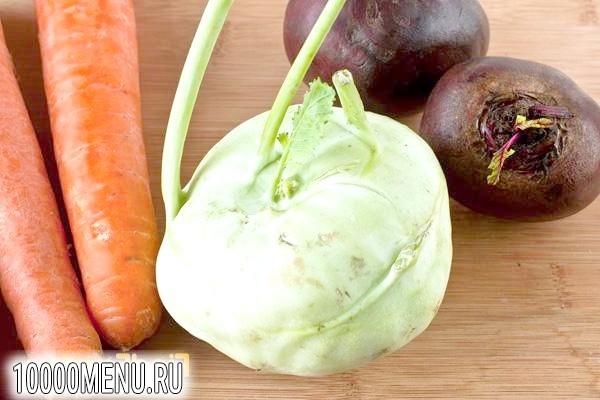Фото - Овочевий коктейль - фото 1 кроку