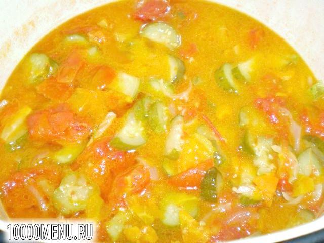 Фото - Овочевий салат на зиму - фото 7 кроку