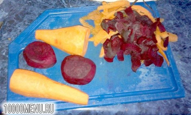 Фото - Овочевий салат - фото 3 кроки