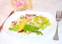 Як приготувати овочевий салат з фенхелем і апельсином - рецепт
