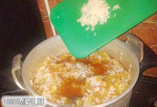 Фото - Овочевий салат з рисом на зиму - фото 10 кроку