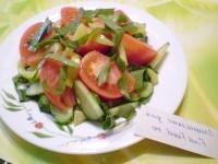 Як приготувати овочевий салат зі бурякової бадиллям - рецепт