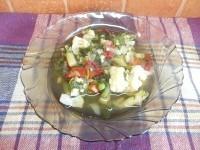 Як приготувати овочевий суп з бобовими - рецепт