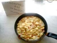 Як приготувати овочевий сніданок а-ля омлет - рецепт