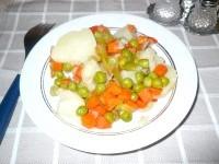 Як приготувати овочеву суміш з картоплею - рецепт