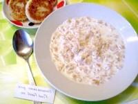 Як приготувати вівсянку на молоці - рецепт