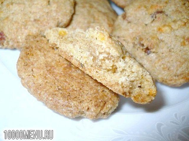 Фото - Вівсяно-житнє печиво з морквою - фото 9 кроку