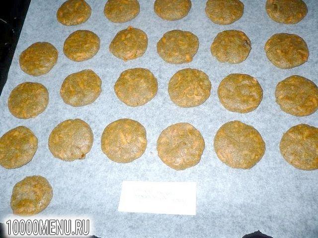 Фото - Вівсяно-житнє печиво з морквою - фото 8 кроку