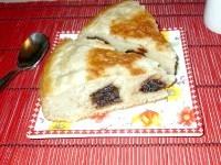 Як приготувати вівсяний пиріг з чорносливом - рецепт