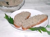 Як приготувати паштет з печінки яловичини - рецепт