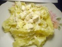 Як приготувати пасту мафальдіне - рецепт