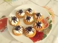Як приготувати павучків - рецепт