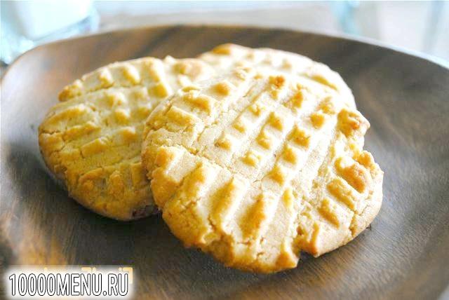 Фото - Печиво з арахісовим маслом - фото 8 кроку