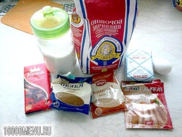 Фото - Печиво з шматочками шоколаду - фото 1 кроку