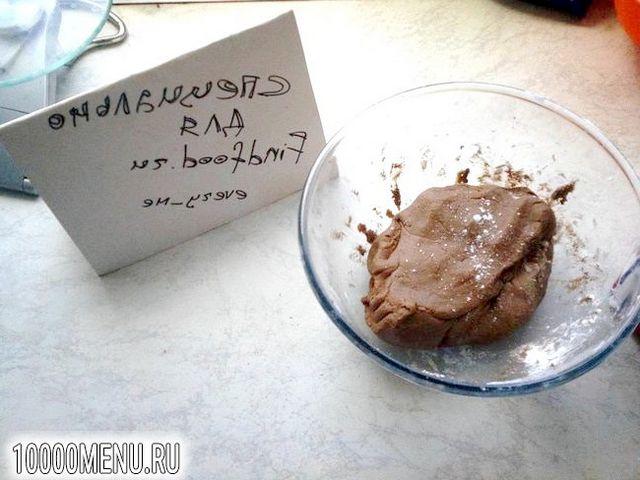 Фото - Печиво з шматочками шоколаду - фото 6 кроку