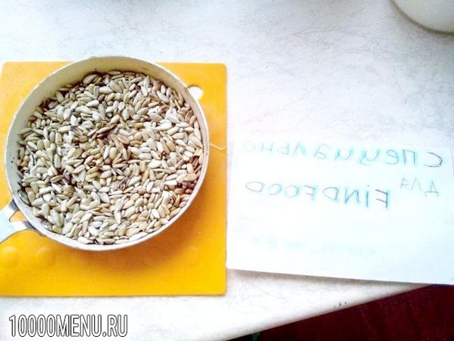 Фото - Печиво з насінням на фруктозі - фото 2 кроки