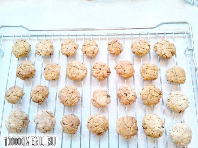 Фото - Печиво з насінням на фруктозі - фото 7 кроку