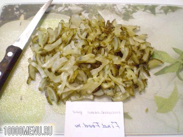 Фото - Печінковий салат - фото 5 кроку