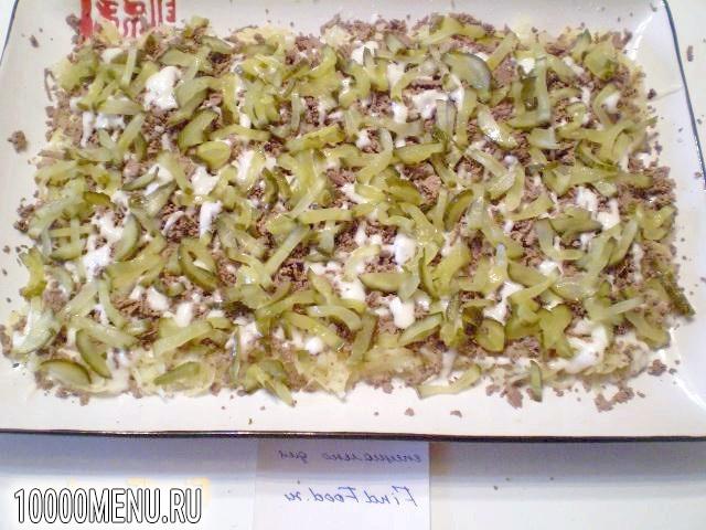 Фото - Печінковий салат - фото 8 кроку