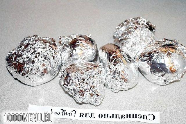 Фото - Печена вінегрет з грибами - фото 2 кроки