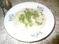 Як приготувати пельмені з курячою грудкою і кабачком - рецепт