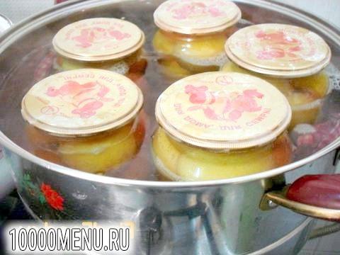 Фото - Персики в сиропі - фото 5 кроку