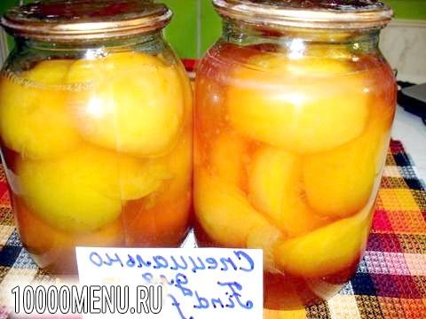 Фото - Персики в сиропі - фото 6 кроку