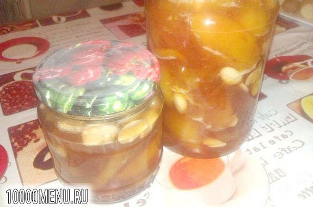Фото - Персикове варення з мигдалем - фото 8 кроку