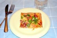 Як приготувати піцу на здобне тесті - рецепт