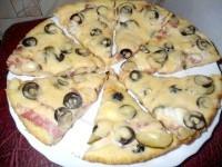Як приготувати піцу на сковороді - рецепт