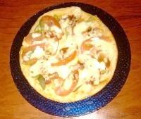 Як приготувати піцу з салямі - рецепт