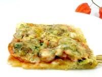 Як приготувати піцу з сосисками та моцарелою - рецепт