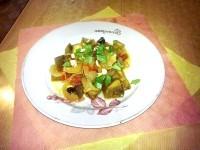 Як приготувати пікантні баклажани - рецепт