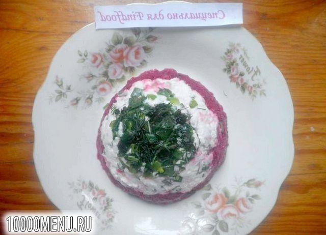 Фото - Пікантний буряковий салат - фото 10 кроку