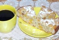 Як приготувати пиріг з хурмою - рецепт