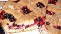 Як приготувати пиріг з ягодами - рецепт